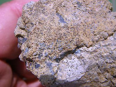 """Minerales """" Fabulosos Cristales De Quarzo Azul De Cantera Juanona  -  4A14 """" 4"""