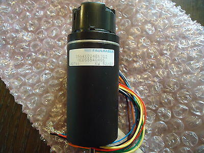 New Faulhaber Spin Motor W/Encoder 3564K024 B K312 W/ A06 Heds-5540 Dder Micrmo 2