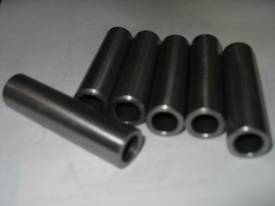 "Steel Bushings /Spacer /Sleeve 3/4"" OD X 3/8"" ID X 2 1/8"" Long 1 Pc 2"