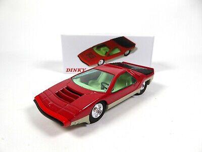 Coffret Collector Alfa Roméo Carabo Bertone DINKY TOYS Voiture Miniature MB101 5