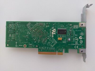 DELL PERC H310 PCI-e SAS Controller 0HV52W / LSI 9211-8i (IT-mode) / Full  height