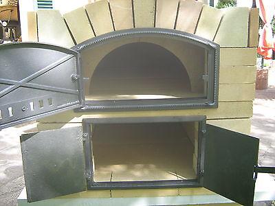 Holzbackofen Bauanleitung bauanleitung holzbackofen steinbackofen pizzaofen schamotte schamott