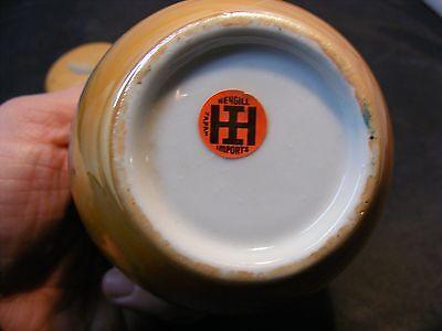 vintage Japanese  tea caddy 3