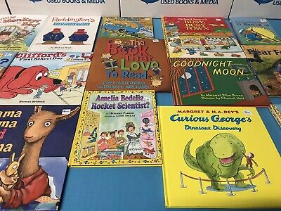 Story Time Assorted Bundle / Lot of 20 StoryBooks for Kids/Toddlers/Daycare 11