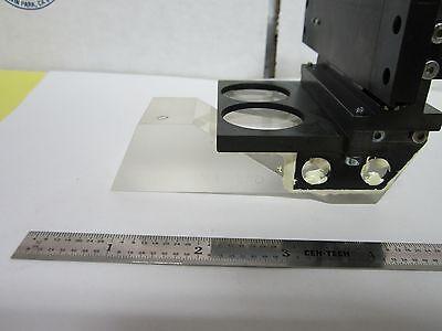 Microscope Leica Reichert Polyvar Prismes Assemblage Slide Optiques Bin #H3-06 7