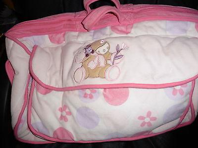 sac     noukiespour   ranger  les  affaires  de  bebe  titoof ,prix un seul sac