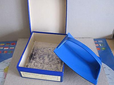 Johann Plennis Kartenstempel DIN A4 Lehrmittelanstalt Geislingen Westdeutschland 3