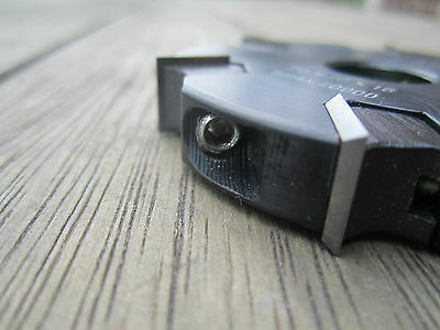 HM Wendeplatten Kanten  Füge  Messerkopf 70 x 10 x 16 mm Z 6 von Leuco