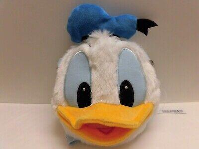 Tokyo Disney Resort Donald Duck Plush doll Pass case Holder Japan limited