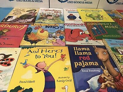 Childrens Bedtime Books - LOT OF 20 - Story Time Sets Paperback Hardcover 9