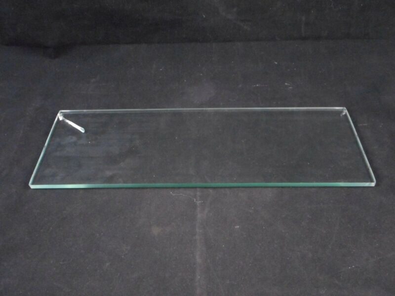 GENERAL GLASS BLOWING Rectangular Developing Tank 30 x 10 x 3cm w/ Flat Lid B 2