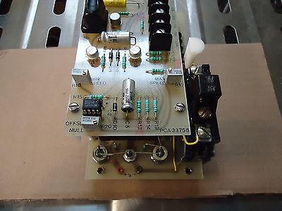 Pca 33758 & Pca 47885 Pcb(Circuit Boards) With Allen Bradley 592-Bov4 Ser. B 3