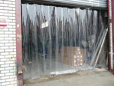 Can Curtain strip vinyl