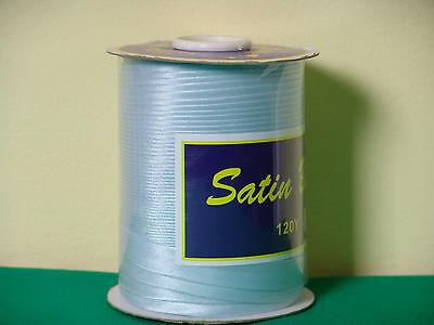 0,33 €/m 10 M Schrägband Satinband 15 mm doppel gefalzt 9 Farben Neu 2