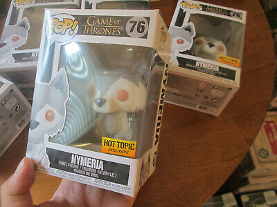 Funko Pop Game Of Thrones Nymeria # 76 Exclusive Hot Topic 5