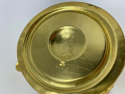 Rare Ancient Greek Mycenaean Art Replica Gold Bull Cretan Cup Hand Made Greece 9
