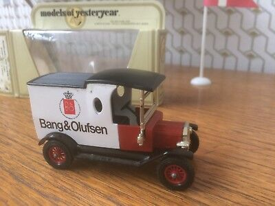 B&O Bang & Olufsen vintage Matchbox Y12C SUPER RARITÄT / UNIQUE!!! 9