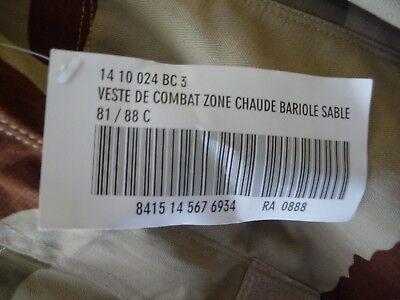 T4 Rip Stop Zc S2 Veste Am Combat Sable Chevron 8188c Félin Neuve 1 Oa8ZqwX