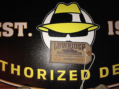 d91ba4588 ... Lowrider Clothing Charlie Brown Polo Shirt Old School Cholo Hustler  Classic 8