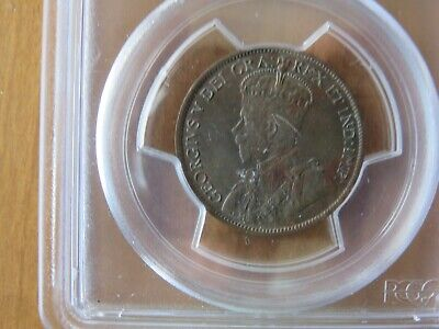 1914 Canada Large One Cent 1C Penny PCGS MS63 BN 2