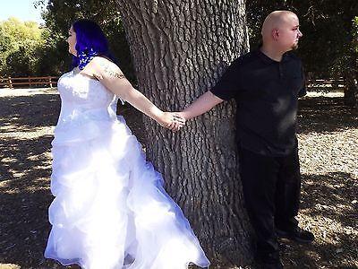 PLUS SIZE WEDDING Dress Size 22 David\'s Bridal - $300.00 | PicClick
