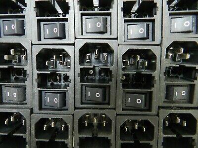 Schurter KMF1.1261.11 IEC 60939 125/250VAC 50/60GHz 6