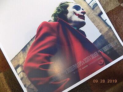 "Joker  ( 11"" x 17"" ) Movie Collector's Poster Print (T4) B2G1F 3"