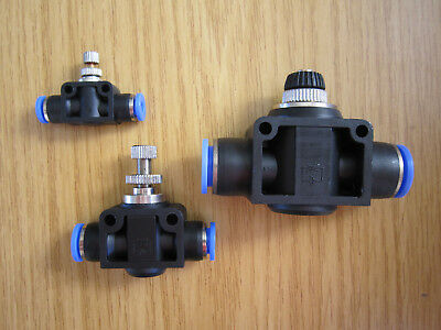 Winkelsteckverschraubung Steckverbinder Druckluft Pneumatik wie IQS Druckluft