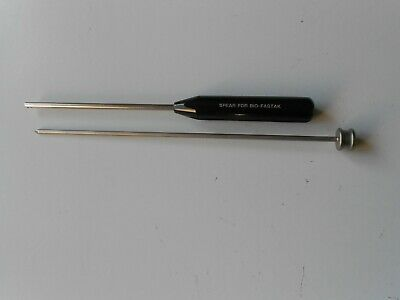 Surgical Medical. Arthrex AR-1325 Spear For Bio-Fastak, Free UK. P&P. 7