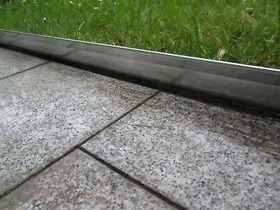Rasenkante Metall 8 14 18 cm hoch verzinkt Beetumrandung Beeteinfassung Mähkante 7