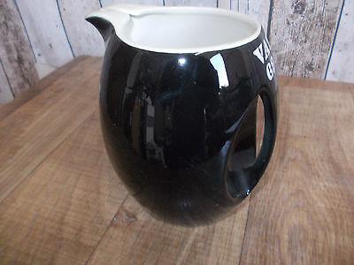 alter Keramik VAT 69 Whisky Krug,Formschöner Whisky Krug,Belgischer Vat 69 Krug 3