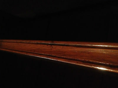 fine quality large antique gothic light golden oak victorian book case 9