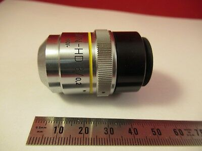 Zeiss Pol Objectif Epiplan HD 8x/160 Microscope Pièce comme sur Photo # 7