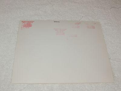 Grateful Dead / Phil Lesh - 8 x 10 Original Photo Print - Cool & Funny Picture!!