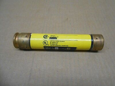 Lot Of 3 New Bussmann Lps-Rk-60Sp Low-Peak Time Delay Fuse 60Amp 600Vac