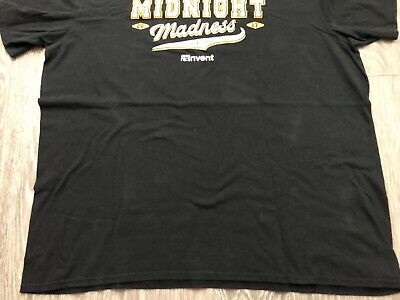 AMAZON Web Services AWS:re:PLAY Midnight Madness T Shirt 2XL Used 4