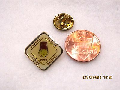 Ararat Shrine Vidalia Onions 1998 Shriners Lapel Pin Pinback