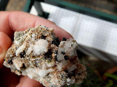 """Minerales """" Extraordinarios Cristales Arracimados De Epidota Marruecos -  9A15 """" 4"""