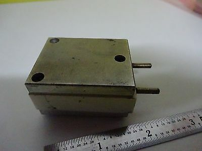 Antique Quartz Radio Crystal U.s. 1944 Motorola Wwii Frequency Control #W7-56 6
