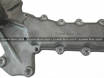 Water Pump WIth Gasket For Kubota Tractor M59 M4800 MX4700 MX5000 MX5100 USA IN