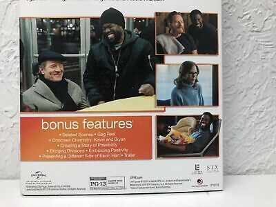 The Upside 2019  Authentic DVD Beware of Cheap Fakes sold as Rental Editions! 7