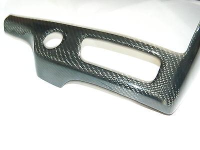 Carbon Einlagen Zusatzanzeigen Center Console Dash Trim passend für Nissan 370Z