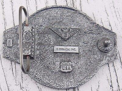 Gürtel Gürtelschnalle Kupfer Türkis Western Style Indianer Spirit Buckle 4 cm