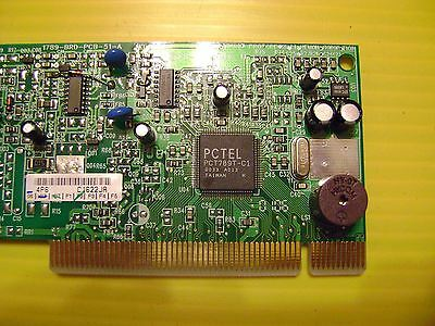 DRIVER UPDATE: PCTEL PCT789T C1 MODEM