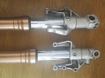 Fits Kawasaki ZXR 250 - Fork Oil Seals 0250 CC ZX250A1 1989