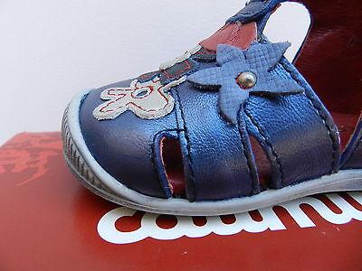 Catimini Carat Sandales Chaussures Enfant Fille 18 Montantes Bébé Bootie UK2 New 2
