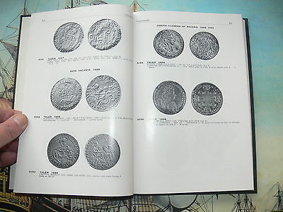 Davenport, John S: German church and city Talers 1600-1700 Second Edition 1964. 5