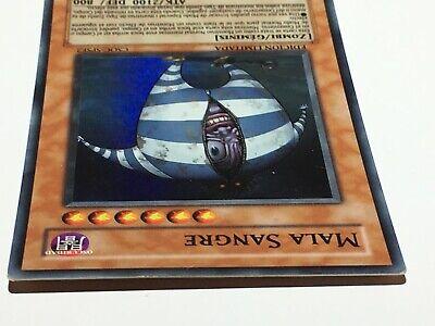 Yu-Gi-Oh ! Card : MALA SANGRE // Edición Limitada - CSOC-SPSE2 6