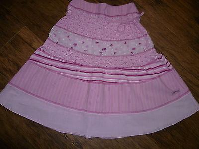 Girls Keedo pink skirt & top set (size medium) 3
