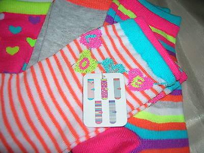 5 Pairs Socks for Girl EU 23/26 4